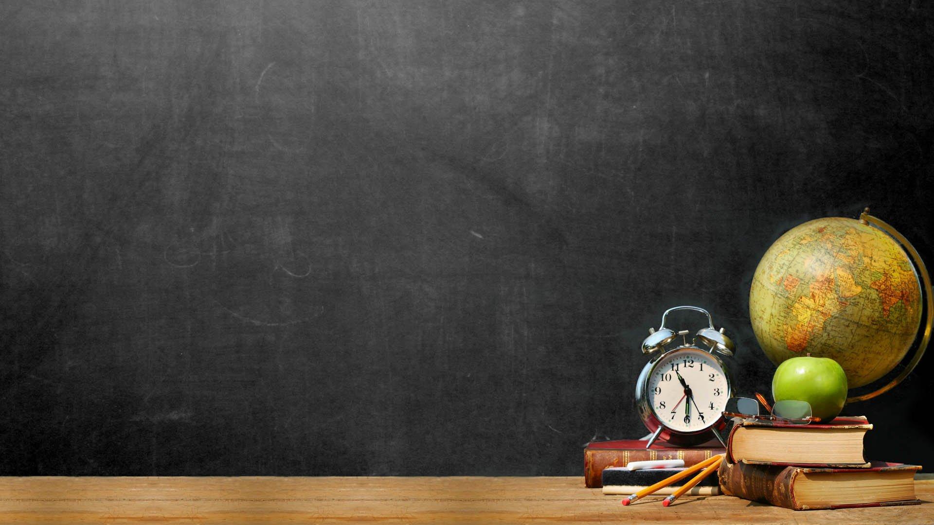 Фоновые картинки про школу