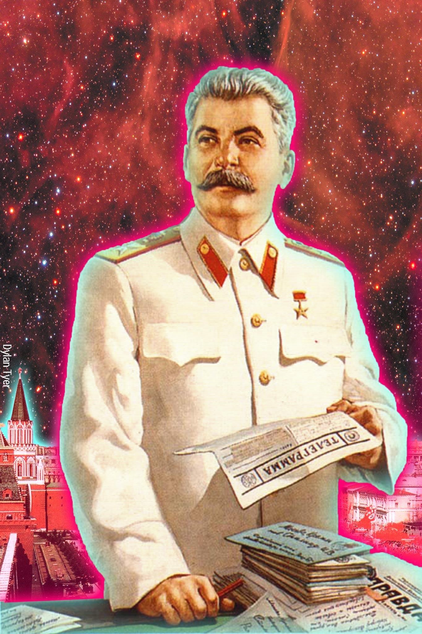 Крутые картинки ссср со сталиным