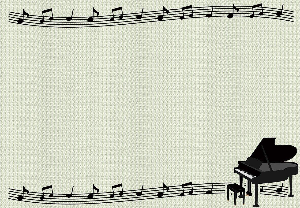 Фон для музыкальной презентации картинки