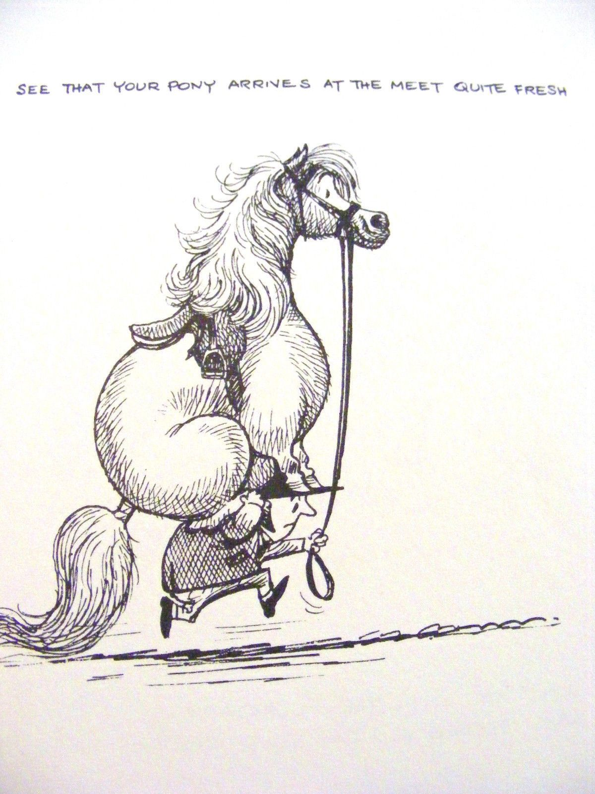 Прикол рисунки лошадей
